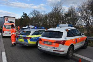 Reilingen: Motorradfahrer missachtet Vorfahrt - Unfall im Kreuzungsbereich