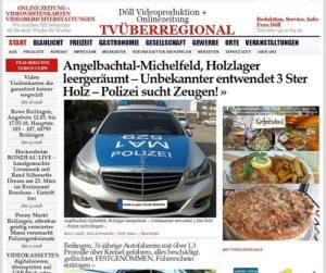Angelbachtal-Michelfeld, Holzlager leergeräumt – Unbekannter entwendet 3 Ster Holz – Polizei sucht Zeugen!  https://tvueberregional.de/angelbachtal-michelfeld-holzlager-leergeraeumt-unbekannter-entwendet-3-ster-holz-polizei-sucht-zeugen/