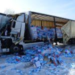 Mannheim/Heidelberg/Rhein-Neckar-Kreis: Frachtpapiere sichten! – Zeitunglesen! Autobahnpolizei nimmt nach Verkehrsunfällen auf Autobahnen fahrerfremde Tätigkeiten ins Visier