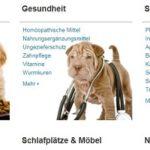 Alles für Ihren Vierbeiner: Hundefutter und Hundebedarf