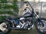Neulußheim AkazienwegMotorrad Harley Davidson entwendet; Zeugen gesucht
