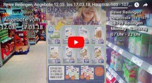 Rewe Reilingen, Angebote 12.03. bis 17.03.18, Hauptstr. 103 - 107, 68799 Reilingen