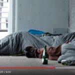 Spendenübergabe an Kältebus für Obdachlose
