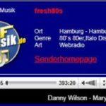 Internetradio Surfmusic 80 ziger Jahre KOSTENLOS