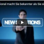 TVueberregional macht Sie bekannter als Sie sind, we makes you better known than you are