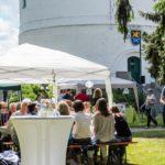 Hockenheimer Marketing Verein: Weißer Samstag – Spargelgenuss am Wasserturm am 28. April