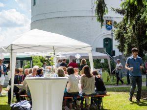 Hockenheimer Marketing Verein, Weißer Samstag – Spargelgenuss am Wasserturm am 28. April