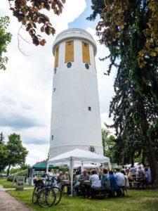 Hockenheimer Marketing Verein, Weißer Samstag – Spargelgenuss am Wasserturm am 28. April (3) 500 pixel