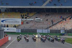 Mitdem Mai Pokal Revival, vom 11. bis 13. Mai für Motorräder, kehrt ein Stück Historie in das Motodrom zurück.