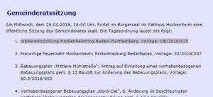 Kommune plant geheimen Hockenheimring-Deal - Wer soll das bezahlen.