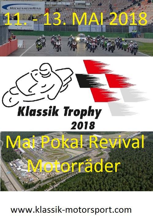 Mai Pokal Revival, Klassik Motorsport, Klassik Trophy, 500 x 720 pixel