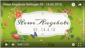 Rewe Angebote Reilingen 09 - 14.04.2018