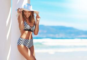 Bademode: Trends 2018.  Miami Swim Week, Bikinis und Badeanzüge