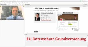 Datenschutz-Grundverordnung: Überblick über die DSGVO. Ab 25.05.2018 wird es ernst.