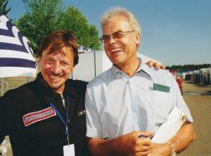 Ekerold und Braun, Treffpunkt der Grand Prix Sieger,Mai Pokal Revival,11. - 13. Mai, Hockenheimring