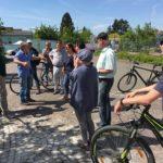 Kirrlach, Baumaßnahmen und Verkehrssituationen begutachtet