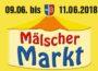 Mälscher Markt 09.- 11.06.2018