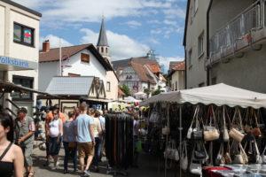 Malsch Veranstaltung Juni TVüberregional Maelscher Markt