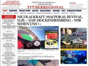 NICOLAI KRAFT: MAI POKAL REVIVAL, 11.05. – 13.05. HOCKENHEIMRING – WIR SEHEN UNS