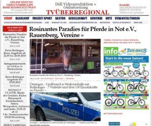 Rosinantes Paradies für Pferde in Not e.V., Rauenberg, Vereine, TVüberregional, Videoproduktion Wiesloch, Videoproduktion Rauenberg, Presseberichterstatter Döll