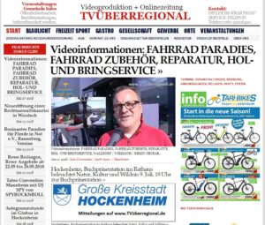 Tari Bikes Walldorf Fahrrad Zubehör, Fahrräder, Fahrrad Hol- und Bring Service,