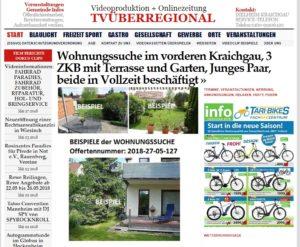 WOHNUNG GESUCHT im vorderen Kraichgau, Immobilien Gesuche Angebote, TVüberregional