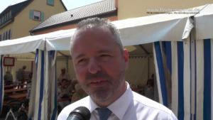 Videobericht: Gewerbeschau Meckesheim, SFZ Marktplatzfest, 09. - 10.06.2018ab 11 Uhr
