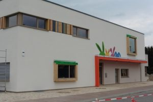 Kindergarten Einweihung Reilingen