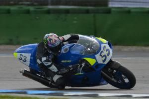 Kraft Nicolai, Rennfahrer aus Hockenheim, Klassik Motorsport