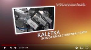 Reilingen Kaletka, Sondermaschinenbau, Vorrichtungsbau, Fördertechnik, CNC Dreh und Frästeile