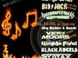 Rocking und Rolling 4, Music und Bike, Benefiz-Event, 15 + 16.6.18