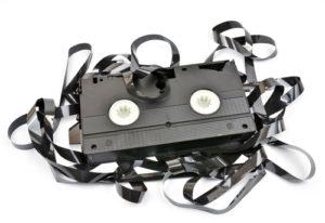 Videokassette reparieren, überspielen, digitalisieren, auf USB Stick abspeichern, TVüberregional
