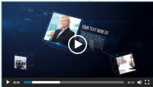 TVüberregional Videoproduktion erstellt Werbeclips, Teaser, Spots nach Ihren Wünschen. Cube Slideshow