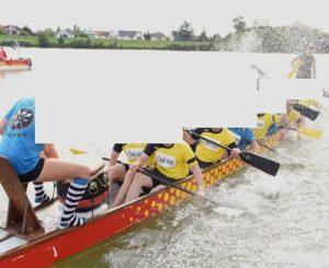 Drachenboot abgetrieben, Zeugen gesucht - Gemarkung 68167 Mannheim