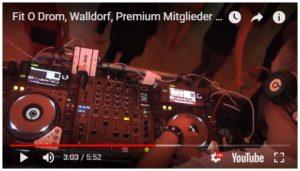Fit-O-Drom, Walldorf, Premium Mitglieder Party 2018