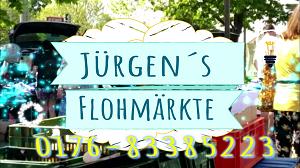 Flohmarkt, Termine, Jürgens Flohmärkte, Geld machen, verdienen, Hausrat, verkaufen, Wohnung, räumen,