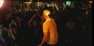 Ereignissreiches Feuerwehrfest in Rheinhausen, Paule Panther groove Club
