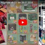 Rewe Reilingen, Angebote ab 23. bis 28.07.2018