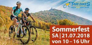 Sommerfest bei Tari Bikes am 21.07.2018 in Walldorf