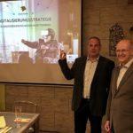 Waghäusel auf dem Weg zur digitalen Stadt?  CDU Waghäusel informierte über Breitbandausbau und digitale kommunale Dienstleistungen