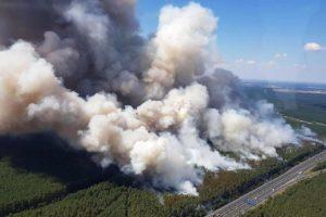 Nach Großfeuer: Allgemeinverfügung in Potsdam erlassen! Bis zu 50.000 Euro Strafe für Grillen