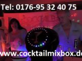 Cocktailmixbox Team im Fit-O-Drom Walldorf, Premium Mitglieder Party 2018