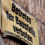 Gemeinde Reilingen Infomiert – Baustellenverkehr belastet Wegenetz