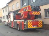 Mühlburg – Brand in Seniorenzentrum