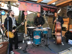 All you can eat Barbecue mit The Spikes, Dielheim, Freudensprung, am 14.09.18