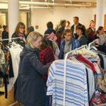 Hockenheim, Kleidertauschparty mit Vortrag
