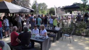 Lounge im Weinkontor, Edenkoben, Weinstrassenfest