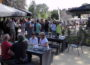 Edenkoben, Lounge im Weinkontor, Weinstrassenfest