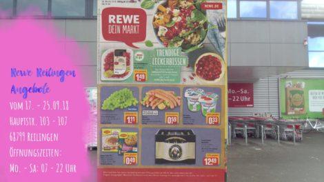 Rewe, Reilingen, Angebote, 17. bis 25.09.2018