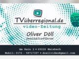 TVüberregional, Oliver Döll, Videoproduktion und Videobearbeitungen, Intro.